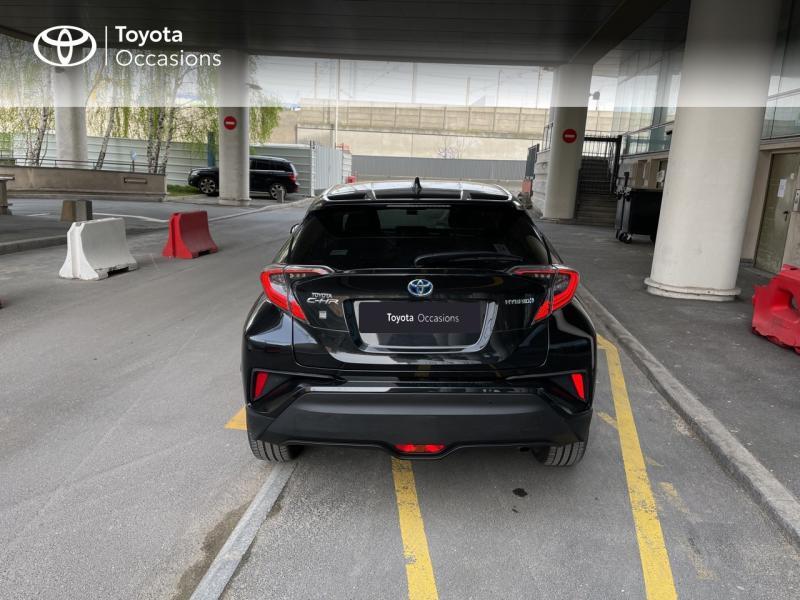 C-HR 122h Distinctive 2WD E-CVT | TOYOTA