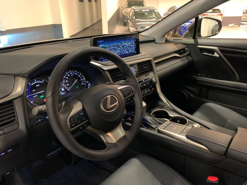 RX 450h 4WD Luxe   LEXUS
