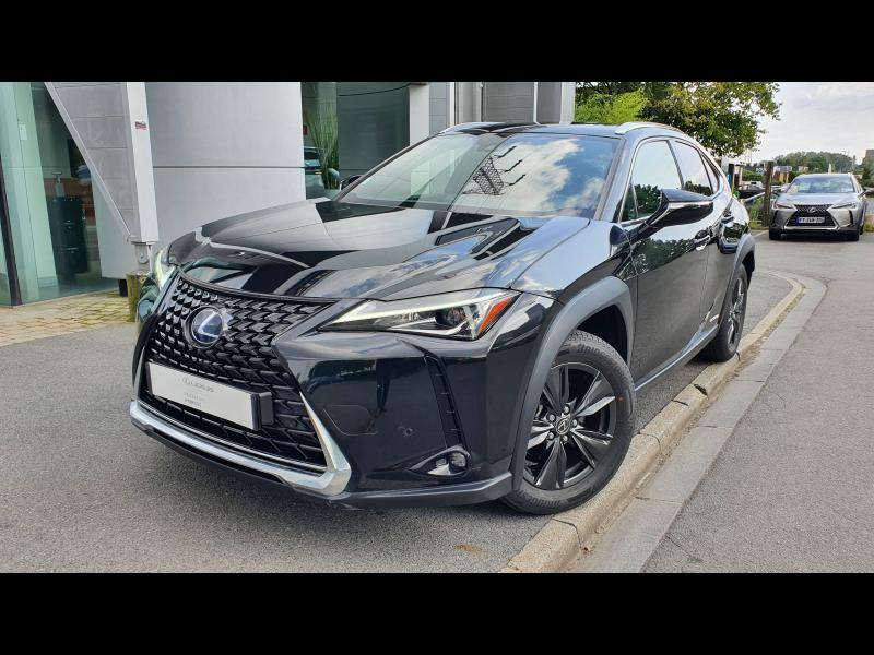 Photo Team Colin LEXUS UX 250h 2WD Luxe MY20