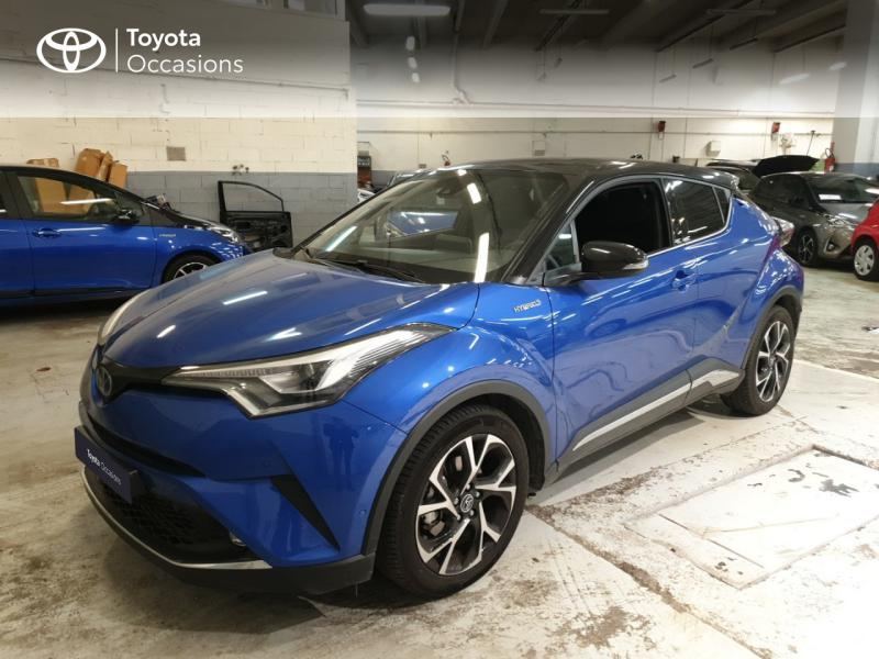 C-HR 122h Collection 2WD E-CVT RC18 | TOYOTA