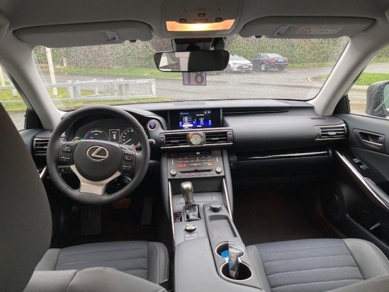 IS 300h Pack Business Euro6d-T | LEXUS