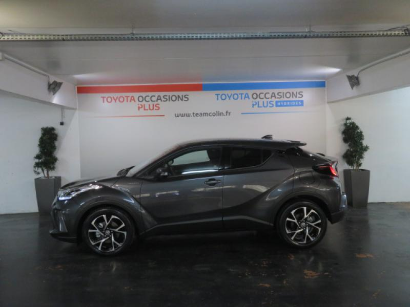 C-HR 122h Edition 2WD E-CVT MY20 | TOYOTA